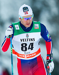 30.11.2014, Nordic Arena, Ruka, FIN, FIS Weltcup Langlauf, Kuusamo, 15 km Herren, im Bild Sjur Roethe (NOR) // Sjur Roethe of Norway during Mens 15 km Cross Country Race of FIS Nordic Combined World Cup at the Nordic Arena in Ruka, Finland on 2014/11/30. EXPA Pictures © 2014, PhotoCredit: EXPA/ JFK