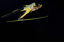 Noriaki Kasai (JPN) competes during First round of the FIS Ski Jumping World Cup event of the 58th Four Hills ski jumping tournament, on January 6, 2010 in Bischofshofen, Austria. (Photo by Vid Ponikvar / Sportida)