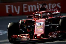 October 26, 2018 - Mexico-City, Mexico - Motorsports: FIA Formula One World Championship 2018, Grand Prix of Mexico, .#5 Sebastian Vettel (GER, Scuderia Ferrari) (Credit Image: © Hoch Zwei via ZUMA Wire)