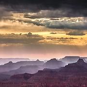 Light at Play at the Grand Canyon