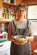 Lola Milholand of Umi Organic