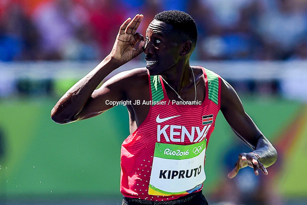 KIPRUTO Conseslus (ken) - finale 3000m steeple