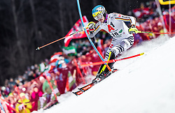 "29.01.2019, Planai, Schladming, AUT, FIS Weltcup Ski Alpin, Slalom, Herren, 1. Lauf, im Bild Felix Neureuther (GER) // Felix Neureuther of Germany in action during his 1st run of men's Slalom ""the Nightrace"" of FIS ski alpine world cup at the Planai in Schladming, Austria on 2019/01/29. EXPA Pictures © 2019, PhotoCredit: EXPA/ JFK"