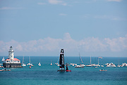 Louis Vuitton America's Cup World Series Match Race Chicago<br /> <br /> www.AdamAlexanderPhoto.com<br /> ©Adam Alexander Photography 2016