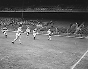 All Ireland Senior Football Semi-Final.Donegal v Offaly.Croke Park, Dublin.22.08.1972.22nd August 1972.