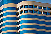 Building; Architecture; Exterior; Pattern; Irvine, Lakeshore Tower Executive Suites Architectural Exterior looking up high-rise building  Orange County, CA, United State Premier Business Center