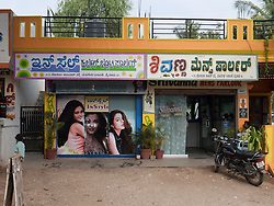 Hairdressing salons, Mysore