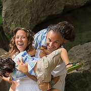 La Vella Family - Central Park, NY