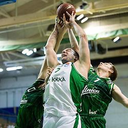 20160413: SLO, Basketball - Nova KBM Champions League 2015/16, KK Krka vs KK Union Olimpija