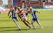 Wigan Athletic v Doncaster Rovers 160815