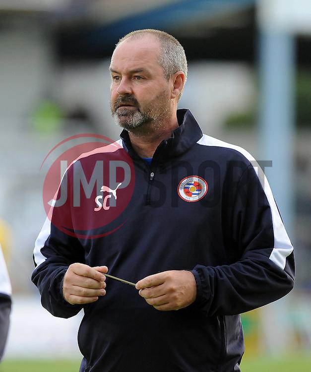 Reading manager, Steve Clarke - Mandatory by-line: Neil Brookman/JMP - 21/07/2015 - SPORT - FOOTBALL - Bristol,England - Memorial Stadium - Bristol Rovers v Reading - Pre-Season Friendly