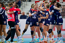 11-12-2019 JAP: Norway - Germany, Kumamoto<br /> Last match Main Round Group1 at 24th IHF Women's Handball World Championship, Norway win the last match against Germany with 32 - 29. / Heidi Loke #6 of Norway