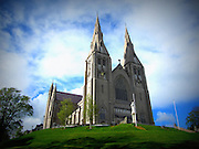 6 - St Patrick's Cathedral, Armagh City. built 1838  1873,