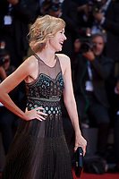 Naomi Watts at the premiere gala screening of the film Suspiria at the 75th Venice Film Festival, Sala Grande on Saturday 1st September 2018, Venice Lido, Italy.