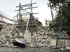 Christchurch-File photos Methodist Church, subject of Earthquake inquiry
