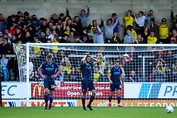 Edward Upson of Bristol Rovers cuts a dejected figure - Mandatory by-line: Robbie Stephenson/JMP - 31/08/2019 - FOOTBALL - Pirelli Stadium - Burton upon Trent, England - Burton Albion v Bristol Rovers - Sky Bet League One