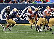 NCAA Football: Navy swamps VMI, 51-14
