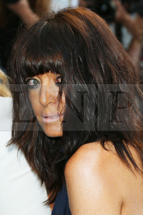 Claudia Winkleman, GQ Men of the Year Awards, Royal Opera House, London UK, 03 September 2013, (Photo by Richard Goldschmidt)
