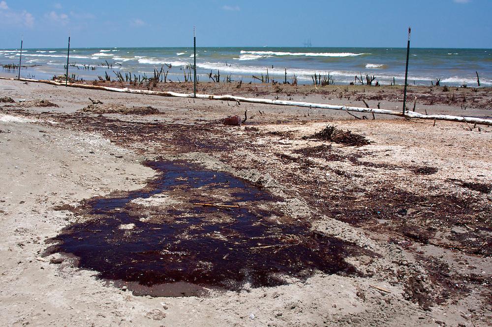 Elmer's Island, LA, BP Oil Spill