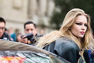 Anna Ewers at Chanel FW2015