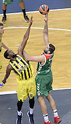 BERLINO 13 MAGGIO 2016<br /> BASKET EUROLEAGUE FINAL FOUR<br /> FENERBAHCE ISTANBUL - LABORA KUTXA VITORIA<br /> NELLA FOTO IOANNIS BOUROUSIS<br /> FOTO CIAMILLO