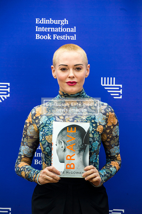 Pictured: Rose McGowan<br /> <br /> Rose Arianna McGowan(born September 5, 1973) is an American activist, former actress, author, model, and singer.<br /> <br /> After her film debut as a brief role in the comedy Encino Man (1992), McGowan achieved wider recognition for her performance in Gregg Araki's dark comedy The Doom Generation (1995), receiving an Independent Spirit Award nomination for Best Debut Performance. She had her breakthrough in the horror film Scream (1996) and subsequently headlined the films Going All the Way (1997), Devil in the Flesh (1998) and Jawbreaker (1999). During the 2000s, McGowan became known to television audiences for her role as Paige Matthews in The WB supernatural drama series Charmed (2001–2006), and starred in Robert Rodriguez and Quentin Tarantino's double-feature film Grindhouse (2007). She made her directorial debut in the critically acclaimed short film Dawn (2014).<br /> <br /> A visible feminist activist, McGowan has released a memoir, Brave, and starred in the four-part docuseries Citizen Rose, both in 2018. She has been the cover of numerous magazines, including Seventeen, Interview, Maxim, GQ, Entertainment Weekly, and Rolling Stone. In 2017, Time recognized McGowan as one of the Silence Breakers, the magazine's Person of the Year, for speaking out about sexual assault and harassment.