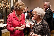 DAME NORMA MAJOR; JUNE WHITFIELD, 80th anniversary gala dinner for the FoylesÕ Literary Lunch. Ballroom. Grosvenor House Hotel. Park Lane. London. 21 October 2010. -DO NOT ARCHIVE-© Copyright Photograph by Dafydd Jones. 248 Clapham Rd. London SW9 0PZ. Tel 0207 820 0771. www.dafjones.com.<br /> DAME NORMA MAJOR; JUNE WHITFIELD, 80th anniversary gala dinner for the Foyles' Literary Lunch. Ballroom. Grosvenor House Hotel. Park Lane. London. 21 October 2010. -DO NOT ARCHIVE-© Copyright Photograph by Dafydd Jones. 248 Clapham Rd. London SW9 0PZ. Tel 0207 820 0771. www.dafjones.com.