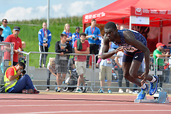06/08/2017; Kouakou, Charles-Antoine, T20, FRA at 2017 World Para Athletics Junior Championships, Nottwil, Switzerland
