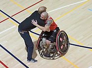 Prince Harry Attends Invictus Games Training