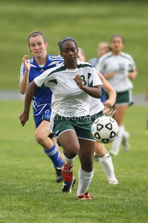 MCHS Varsity Girls Soccer .vs Wilson Memorial .Regional Quarter Final .Fishersville, VA .5/25/2009