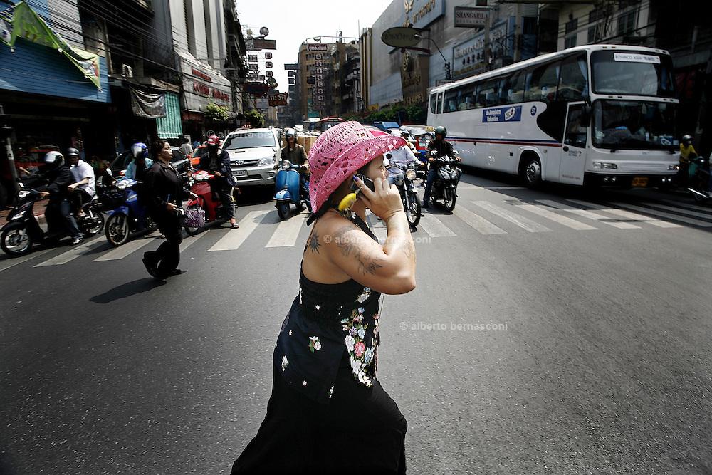 Thailand, Bangkok.
