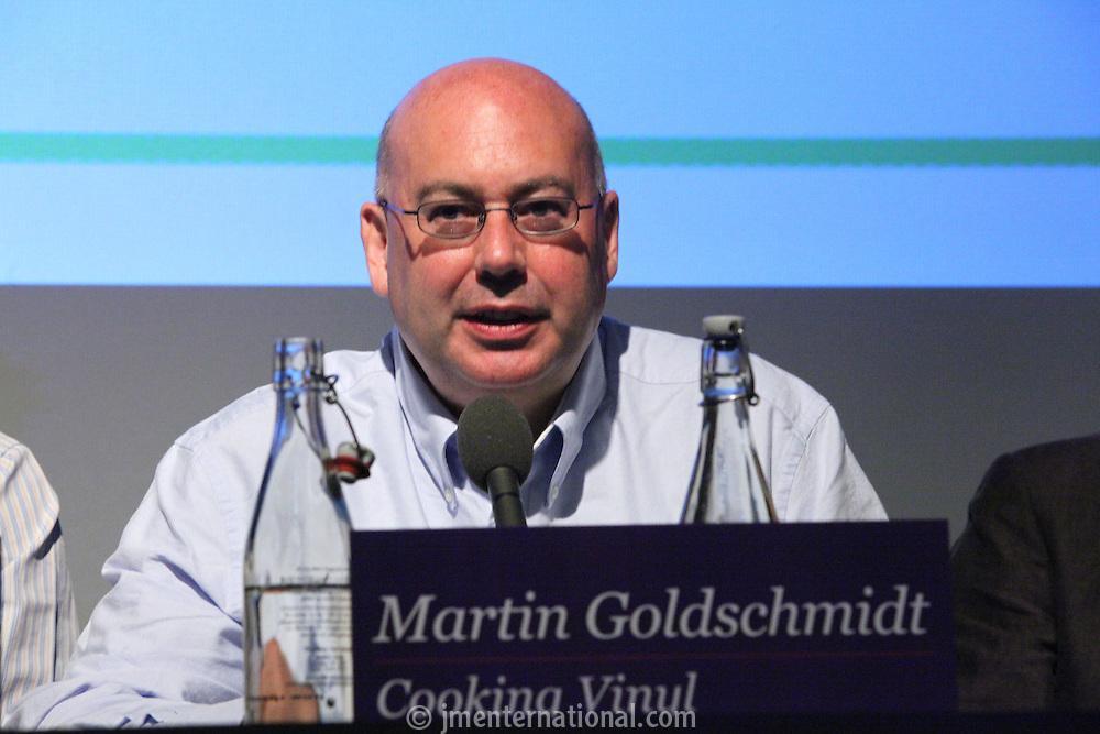 Martin Goldschmidt, Cooking Vinyl