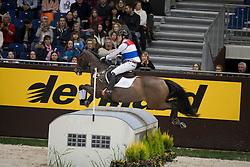 Blom Merel, NED, Viva La vd<br /> Cross Indoor presented by Rolex<br /> CHI de Genève 2016<br /> © Hippo Foto - Dirk Caremans<br /> 10/12/2016