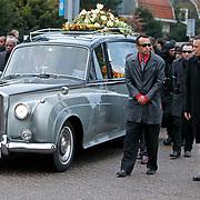 NLD/Amsterdam/20110108 - Uitvaart Boney M zanger Bobby Farrell,