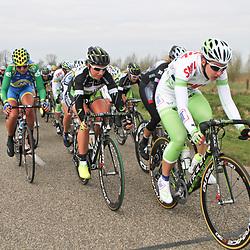 Energiewacht Tour 2012 Midwolda, Janneke Kanis, Loes Gunnewijk, Chantal Blaak