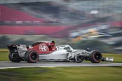 November 9, 2018 - Sao Paulo, Brazil - 16 LECLERC Charles (mco), Alfa Romeo Sauber F1 Team C37, action during the 2018 Formula One World Championship, Brazil Grand Prix from November 08 to 11 in Sao Paulo, Brazil -  FIA Formula One World Championship 2018, Grand Prix of Brazil World Championship;2018;Grand Prix;Brazil  (Credit Image: © Hoch Zwei via ZUMA Wire)