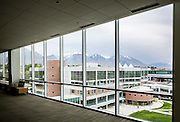 Images from various locations on campus using a tilt shift lens, Wednesday April 22, 2015, Utah Valley University (Nathaniel Ray Edwards, UVU Marketing)