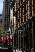 Stock Images of Martin Place, Sydney, Australia, 19 Jan 2016