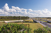 Southwest Florida International Airport I-75 Direct Connect Road Photography