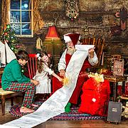 Santa's Magical World - Baker