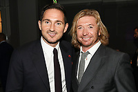 Frank Lampard and Nicky Clarke