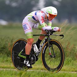 Sportfoto archief 2012<br /> Nederlands Kampioenschap tijdrijden vrouwen Emmen<br /> Amy Pieters