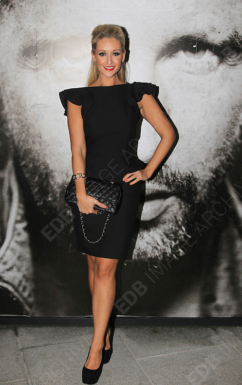 27.SEPTEMBER.2011. BIRMINGHAM<br /> <br /> CATHERINE TYLDESLEY AT THE ADEE PHELAN SALON LAUNCH PARTY AT THE CUBE IN BIRMINGHAM<br /> <br /> BYLINE: EDBIMAGEARCHIVE.COM<br /> <br /> *THIS IMAGE IS STRICTLY FOR UK NEWSPAPERS AND MAGAZINES ONLY*<br /> *FOR WORLD WIDE SALES AND WEB USE PLEASE CONTACT EDBIMAGEARCHIVE - 0208 954 5968*