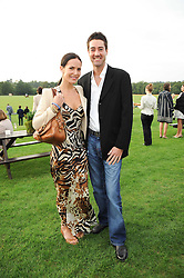 SOPHIE ANDERTON and    at the 4th Jaeger-LeCoultre Polo Cup in aid of the James Wentworth-Stanly Memorial Fund held at Coworth Park, Ascot, Berkshire on 10th September 2010.