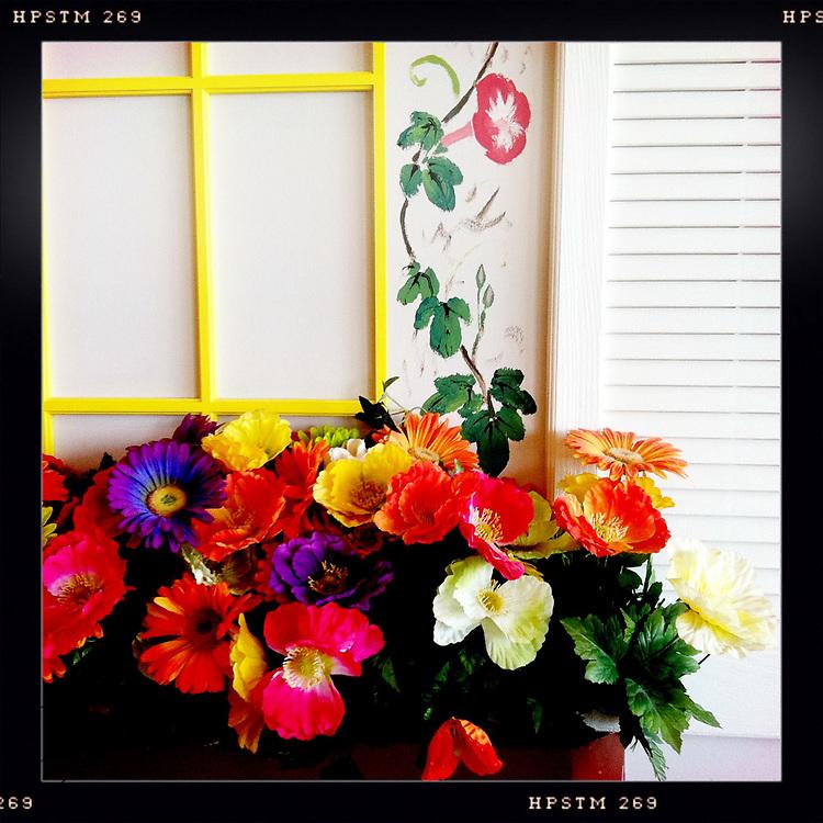 Flowery decor - Houston, Texas