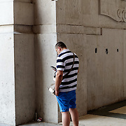 man on the phone generation