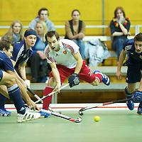 Czech v England men EuroNationsIndoor