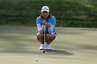 Bildnummer: 13342895  Datum: 07.04.2013  Copyright: imago/<br /> 07 April, 2013: So Yeon Ryu of South Korea on the 17th hole during the final round of the Kraft Nabisco Championship at Mission Hills Country Club in Rancho Mirage, California..Charles Baus/CSM. LPGA Golf Damen 2013: Kraft Nabisco Championship APR 07 <br /> Norway only