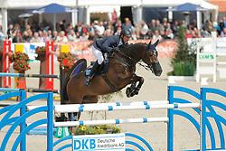 Wulschner, Holger, BSC Cavity<br /> Hagen - Horses and Dreams 2015<br /> Grosser Preis der DKB - DKB-Riders Tour<br /> © www.sportfots-lafrentz.de/Stefan Lafrentz