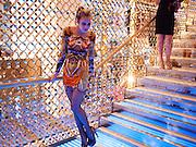 ALICE DELLAL, Louis Vuitton openingof New Bond Street Maison. London. 25 May 2010. -DO NOT ARCHIVE-© Copyright Photograph by Dafydd Jones. 248 Clapham Rd. London SW9 0PZ. Tel 0207 820 0771. www.dafjones.com.